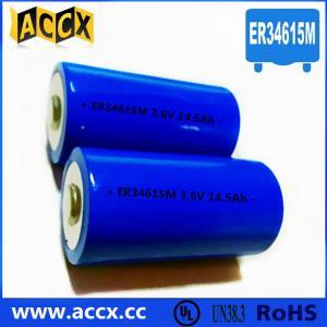 Quality ER34615M 3.6V 14.5Ah for sale