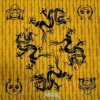 Quality Cotton Bandana, Customized Designs are Welcome, Available in Various Colors for sale