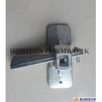 Buy cheap Cast Iron Cam Clamps 43x105mm For Locking and Securing Formwork from wholesalers