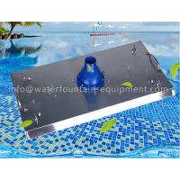 Quality Stainless Steel Swimming Pool Accessories Vacuum Head Commercial Heavy Weighed for sale