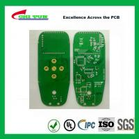 Quality Printed Circuit Boards Design PCB Engineering Fabrication And Assembly 2L FR4 IT180A for sale