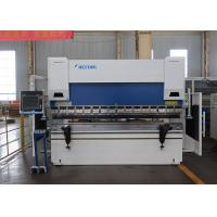 Quality 6-Axis Hydraulic CNC Press Brake 175T 3100mm with 4-Axis Backgauge for sale