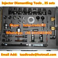 Quality Injector Dismantling Tools 35 sets , Injector Removal Tools , Disassembling Tool  35 piece for sale