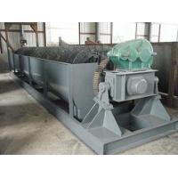 Quality Ore Classifying Mining Double Spiral Classifier With Automatic Lifting Devic 1 - 1.5KW for sale