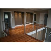 Quality House interior deck railings stainless steel cable railing for sale
