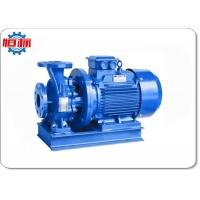 Quality Hot Water Circulation Water Suction Pump Stainless Steel Single Stage for sale
