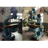 Quality Precious Heavy Duty Vertical Milling Machine 160 * 1850 * 2400mm Diemnsion for sale