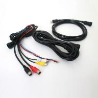 Quality Warerpoof Video And Power BNC Cable , CCTV Security Camera Audio Video Cable for sale