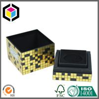 Buy cheap Gold Color Print Luxury Gift Box; Glossy UV Logo Gift Paper Box from wholesalers