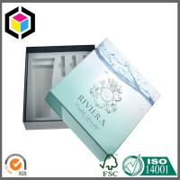 Buy High Quality Custom Made Cosmetics Paper Packaging Box; Perfume Gift Box at wholesale prices
