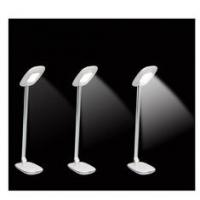 Quality Free Standing Foldable Dimmable USB LED Desk Lamps 12 V / 1A 35000H for sale