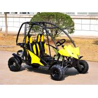 Quality Gas Electric Off Road Go Kart Buggy For Farm , Go Kart Kits KD 150GKT-2 for sale