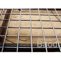 Buy cheap Durable Rebar Reinforcing Wire Mesh Opening 100 - 300 Mm For Highway / Wharf from wholesalers