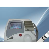 Portable 650nm Lipo Laser Fat Reduction Beauty Salon Equipment , Slimming Machine for sale