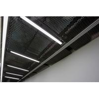 Quality Office Room Hook On Ceiling System ,  Aluminium Ceiling Panel  Architectural Decoration for sale
