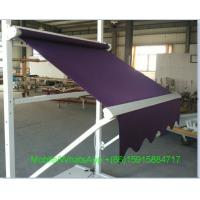 China semi cassette retractable window awning on sale