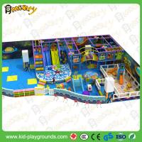 Rich and Colorful Children Indoor Playland Equipment Soft Play Equipment for Kids  theme park equipment for sale for sale