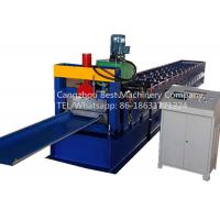 Quality Strip Roofing Sheet 620mm Self Lock Profile Roll Forming Machine With Seaming Machine for sale