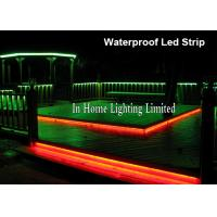 Buy cheap 3528SMD RGB LED Strip Lights For Stair Lighting , 24V Double PCB Christmas Strip from wholesalers
