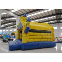 Buy Digital Printing Indoor Jump House , Party Children'S Bounce House 5 X 6m Fire Resistance at wholesale prices