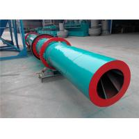 Industrial Single Drum Dryer Sand Sawdust Dryer With CE Certification for sale