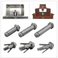 M16 Carbon steel  Zinc plated Hot dip Galanised Expansion threading Machine Anchor Bolt for sale