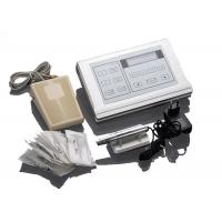 Quality Silver Multifunctional Permanent Makeup Machine Kits with Cartridge Needles for sale