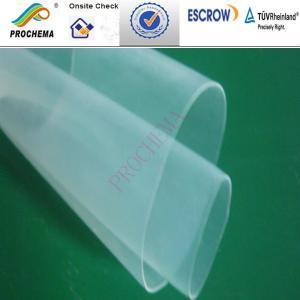 Quality FEP transparent tube, FEP clear tube, FEP UV Resistance tube, transparent Teflon tube for sale