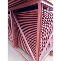 Quality Gas Fired Boiler Superheater / Low Pressure Steam Super Heater 10~1000 Ton for sale