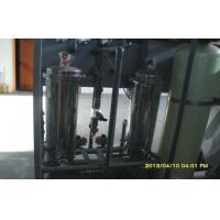 Buy Small Salt Water Treatment Equipment 100L/D , Water Desalination Plants at wholesale prices