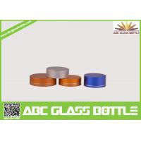Buy cheap Pink Aluminum Screw Bottle Cap, Aluminum Cap, Bottle Cap from wholesalers