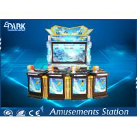 Quality New style hot selling 4 player slot arcade video amazying fishing game machine for sale