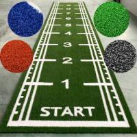 Buy cheap 2m* 10m Artificial Speed & Agility Turf with high traffic for pushing sled from wholesalers