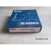 Quality Radial Direction Tapered Roller Bearings LM48548/10 Janpan Bearing For Automotives for sale