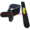 Logo waterproof Diving fabric hook loop cable tie binding straps for sale