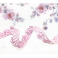 Quality Chic lace decoration crochet lace ribbon for wedding invitations for sale