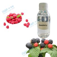 Quality Raspberry Fruit Flavor, Concentrated Raspberry Fruit Flavor Thc Oil Vape for E-Liquid by Xian Taima, Blackberry, Cherry for sale
