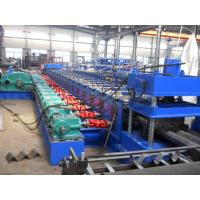 Buy Freeway Guardrail Roll Forming Machine Used for USA Market Implement American Standards at wholesale prices