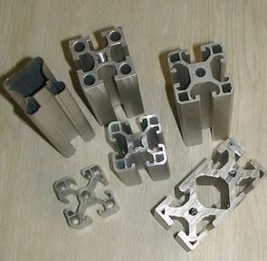 Quality Aluminum Extrusion / Aluminum Profile / Aluminum Frame for sale