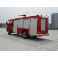Buy ISUZU 6,000L fire truck at wholesale prices
