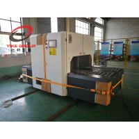 China High Speed Automatic Packaging PE Strapping Machine , Corrugated Box Strapper Machine Pass ISO,CE on sale