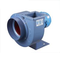 Quality large airflow low pressure iron material cheap price centrifugal exhasut fan for kitchen for sale