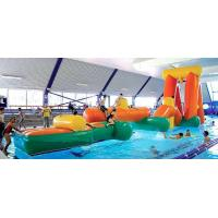 Quality Hot selling Inflatable water obstacle course for sale  with 24months warranty GT-OBS-0571 for sale