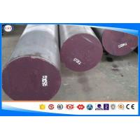 Quality SAE3310 / DIN1.5752 Hot Forged Steel Bar Rod With Q + T / Black / Grinded for sale