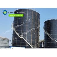 Quality 30000 Gallons Stainless Steel Industry Water Tanks For  Chemical Plant / Food Process Factory for sale