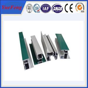 Quality casement door aluminium door frame price, top quality aluminium door price for sale