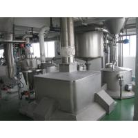 Quality Automatic Detergent Powder Production Line With PLC Control ISO9001 Certificate for sale