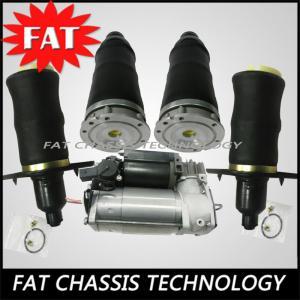 Quality 4Z7616007 4Z7616051 4Z7616052 audi allroad air suspension Air Spring & Compressor for sale