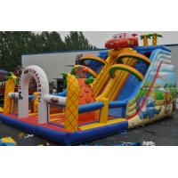 Quality Inflatable castles China with warranty 24months from GREAT TOYS LTD for sale