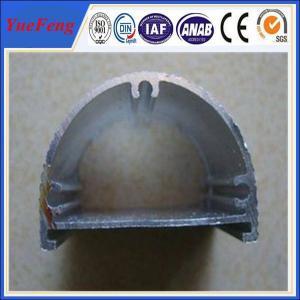 Quality 2015 hot selling aluminium led profile, aluminium profile for led strips for sale